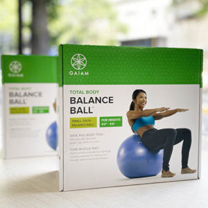 Balance Ball – Gaiam Gaiam