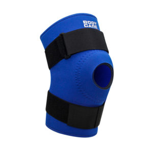 Rodillera con sostén rotuliano y Velcro Body Care