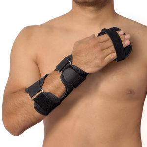 Inmovilizador de muñeca y dedos Body Care