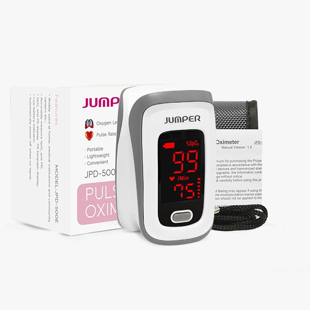 Oxímetro de pulso Jumper